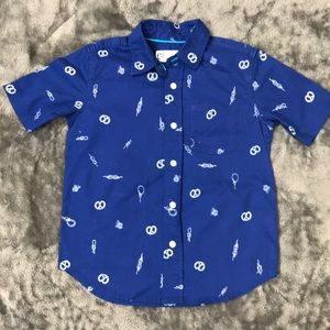 Aeropostale PS button down shirt size 6
